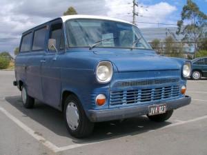 old-ford-van